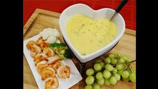 Sexy Cheese Fondue (Valentines Episode)