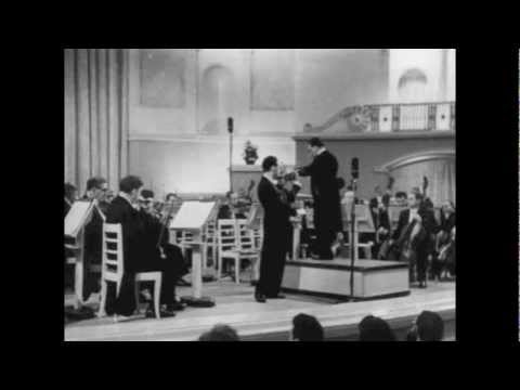 Ion Voicu - Brahms Concerto (1st movement)