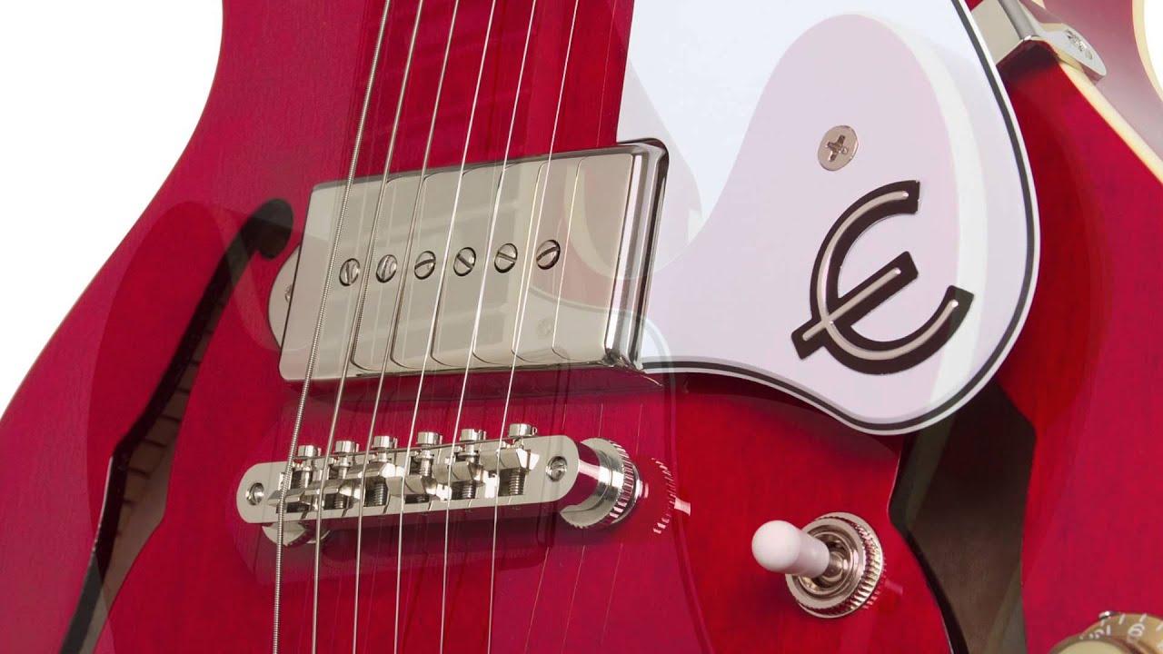 epiphone casino guitar diagram [ 1280 x 720 Pixel ]