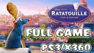 Ratatouille Walkthrough FULL GAME Longplay (PS3, Xbox 360)