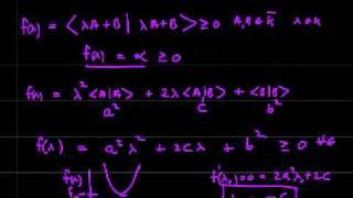 Euclidean Space Lemmas Theorems Formulas Proofs PT 4-2.wmv