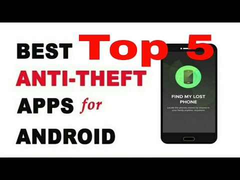 Top 5 Anti-theft App For Android || It Is Safe And Easy || Hindi Tutorial
