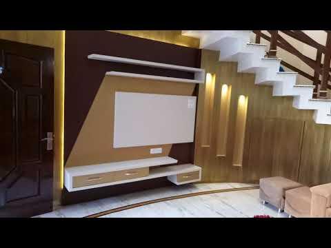 Sofa set in lobby