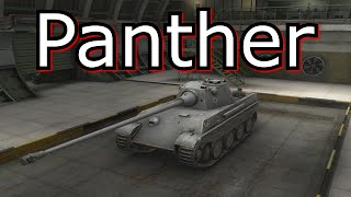 World of Tanks - E16 Ace Tanker Panther German Medium Tank