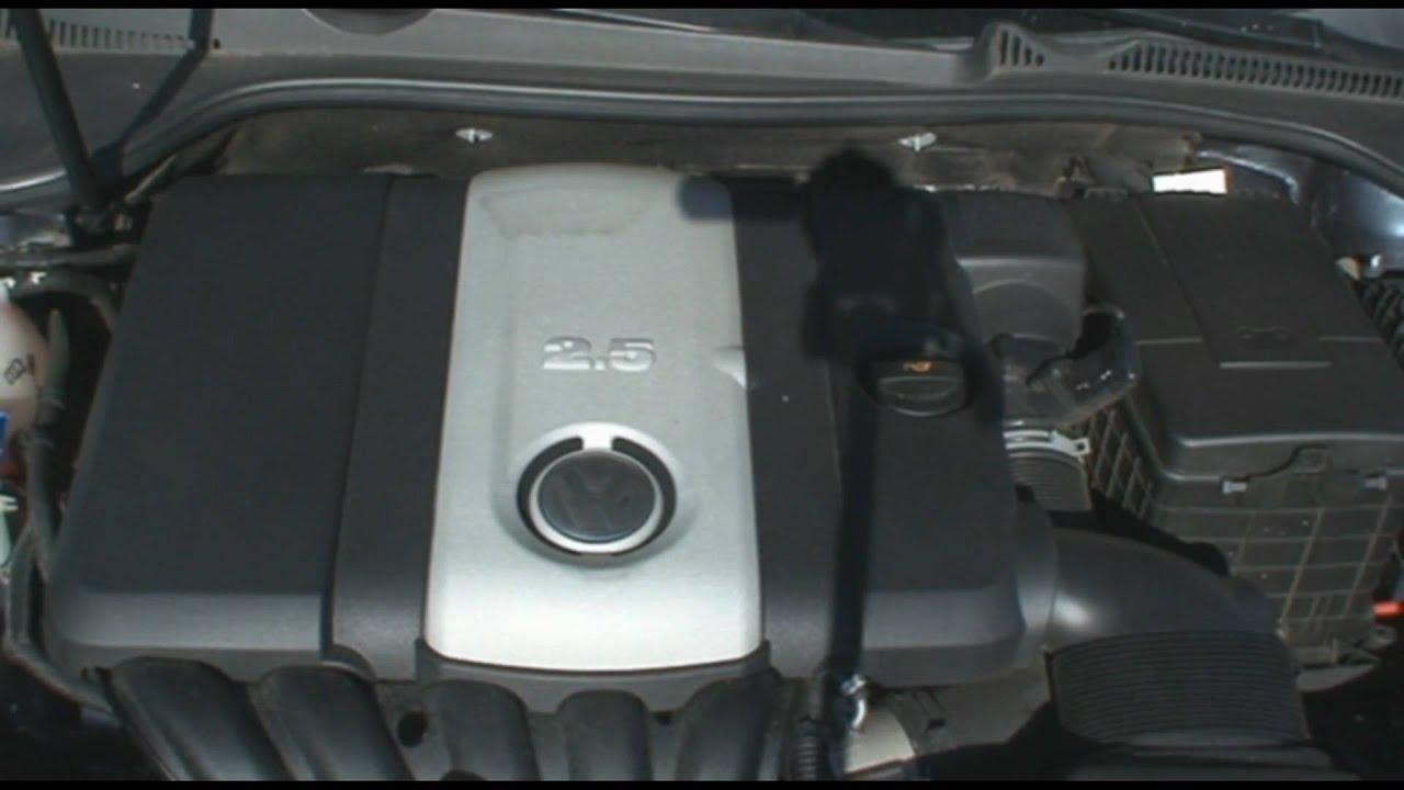 2005 vw jetta 2 5l engine sound youtube rh youtube com 2005 Jetta 2.5 Fuse Card 2005 Jetta 2.5 Fuse Card