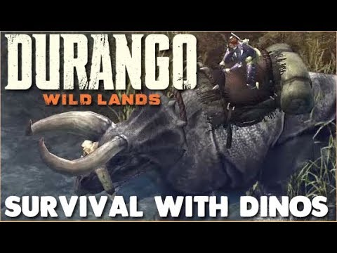 Durango: Wild Lands ! The Dinosaur Survival Mobile Game That YOU MUST PLAY (Part 1)