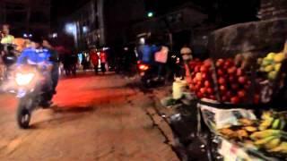 バクタプル ダサイン祭の夜①