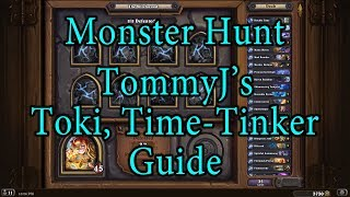 Hearthstone: Witchwood Toki, Time-Tinker Hunt Guide