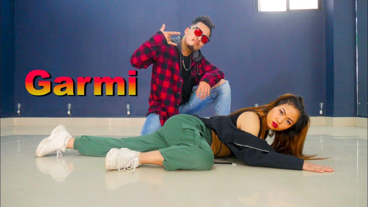 Garmi Song | Street Dancer 3D | Dance Cover Video | Nabin lama ft. Mina Tamang