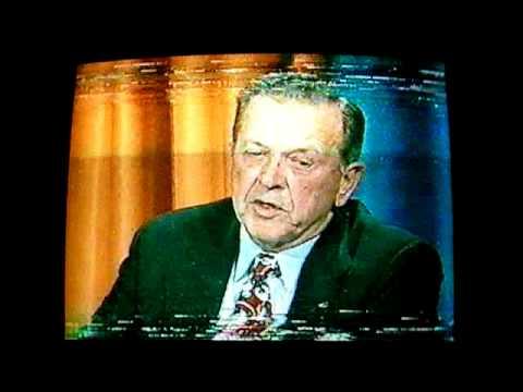 Alaska 1996 US Senate campaign debate - Ted Stevens and Theresa Obermeyer