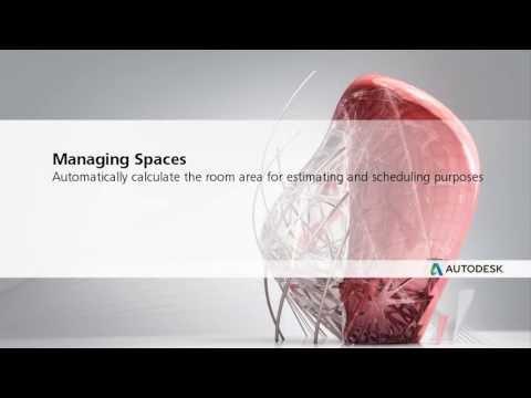 AutoCAD Architecture 2014: Managing Spaces