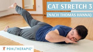 Cat Stretch 3 (nach Thomas Hanna)