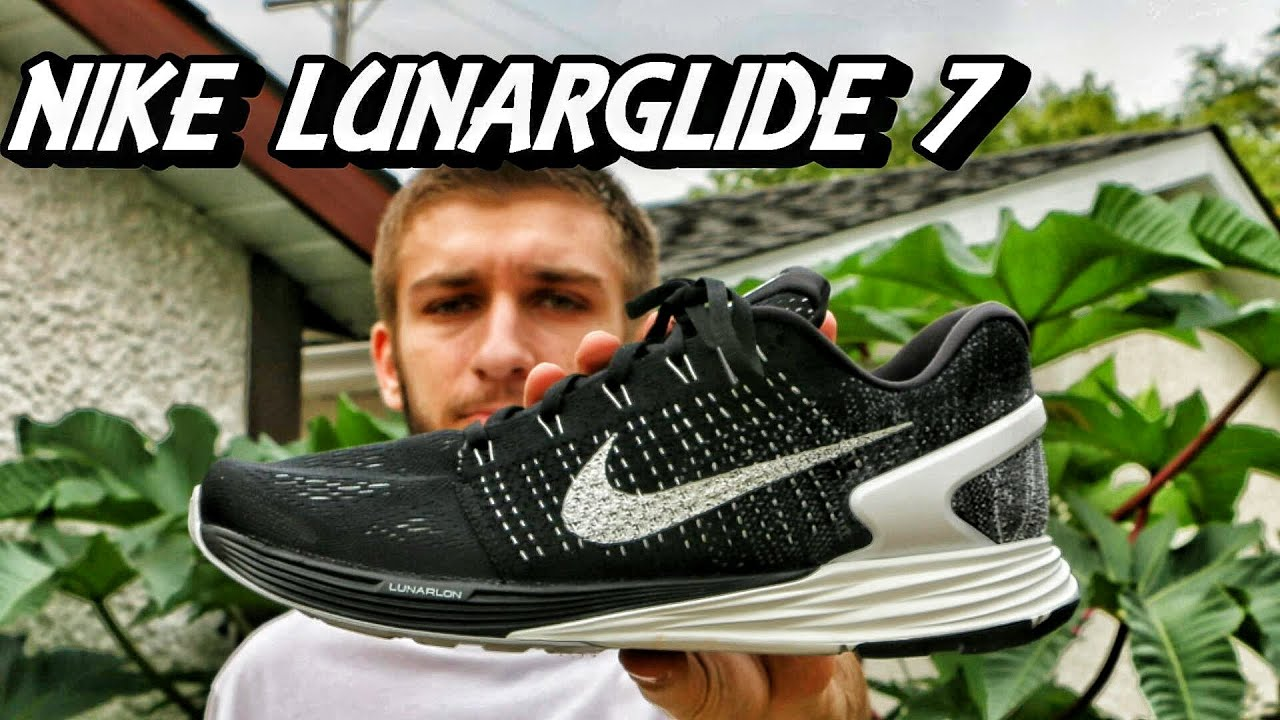 4669416983a0bc Nike LunarGlide 7 - Review + On Foot - YouTube
