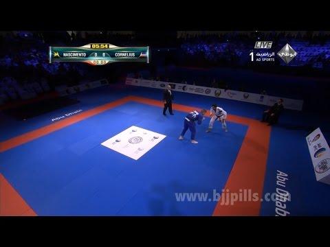 Leandro Lo Vs Keenan Cornelius World Pro Abu Dhabi 2015 Absoluto