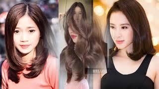 mầu đẹp cho văn phòng Hoan Ruby hair salon
