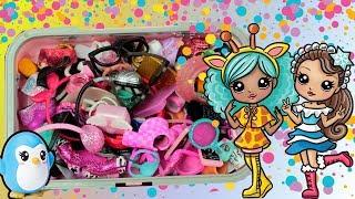 Butik  LOL Surprise & Party Pop Teenies  Kuferek pełen dodatków
