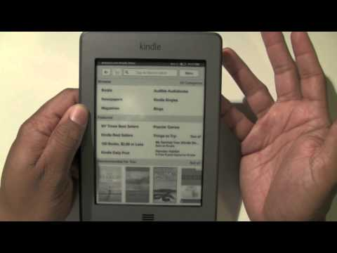 Kindle Touch for Beginners​​​ | H2TechVideos​​​