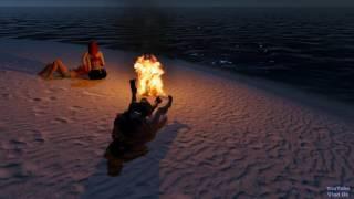 3DXChat 2.0 beta - Love Island night