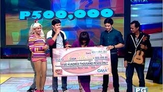 Celebrity Bluff: Alden at Richard, nasungkit ang P500k!