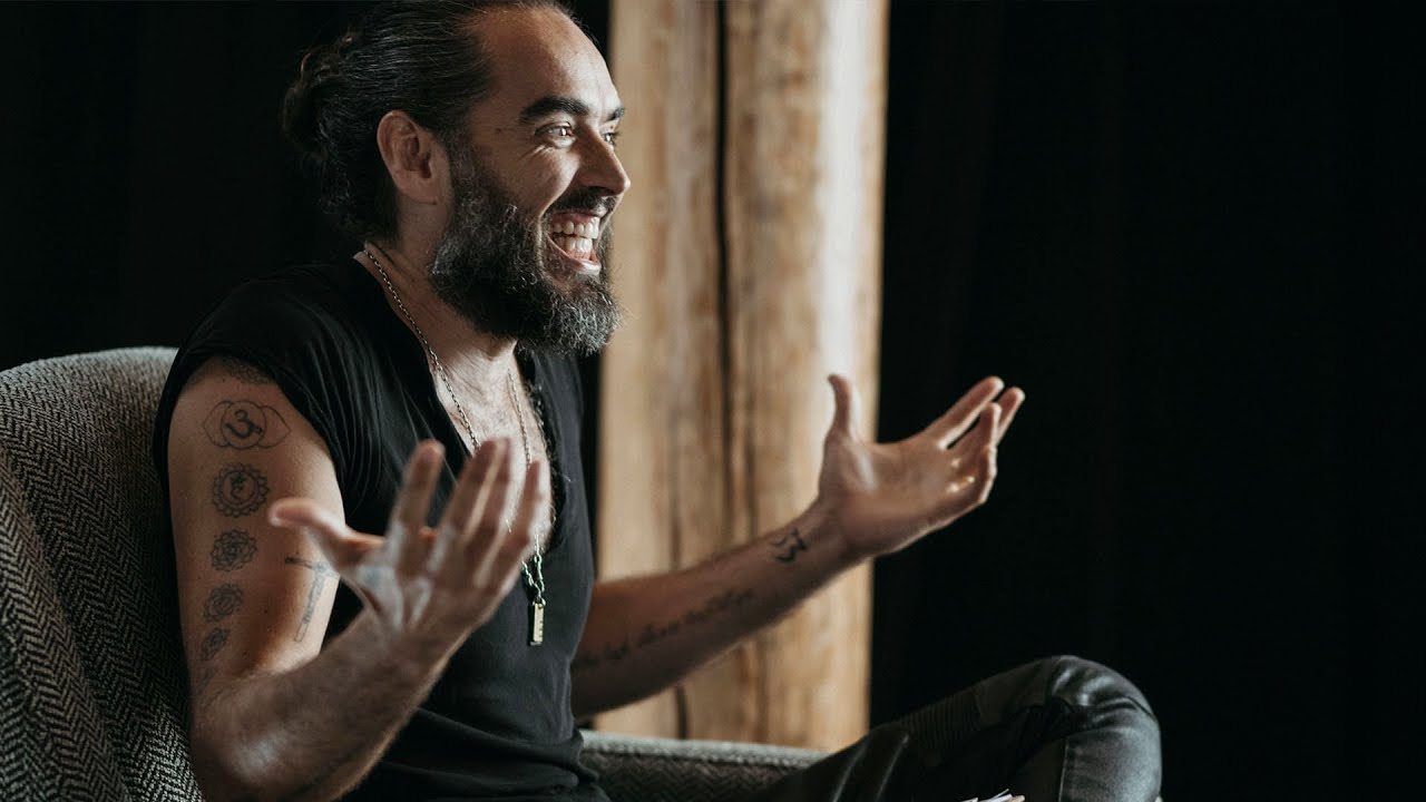 How I Find Purpose In Life... | Russell Brand