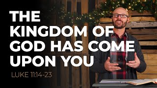 THE KINGDOM OF GOD HAS COME UPON YOU | Sunday Service 1.3.2021 ONLINE | HBC