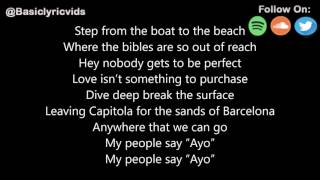 Radical Something - Paradise In You (Lyrics)