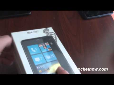 HTC HD7 for AT&T | Pocketnow