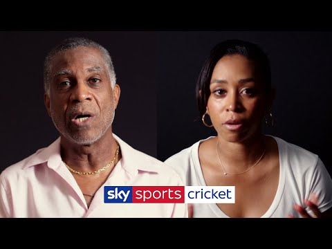 Michael Holding and Ebony Rainford-Brent speak passionately about ending institutionalised racism