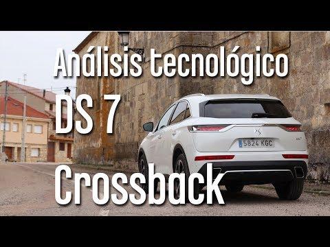 DS7 Crossback nuestro an lisis de toda la tecnolog a