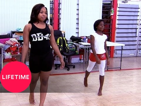 Bring It!: Bonus Scene: Camryn Coaches Haleigh (Season 2, Episodes 11) | Lifetime