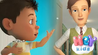 Johny Johny Ja Papa - Kinderlieder Deutsch | KinderliederTV