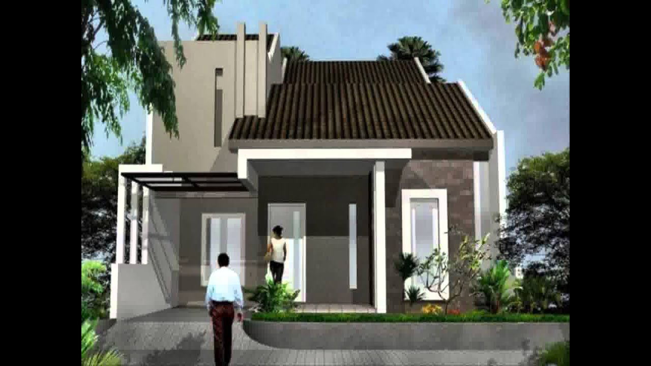 desain rumah minimalis modern 10 x 15 yg sedang trend saat ...