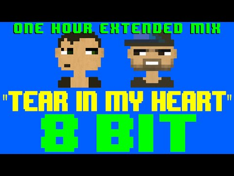 Tear In My Heart (1 Hour Mix) [8 Bit Cover Tribute to Twenty One Pilots] - 8 Bit Universe