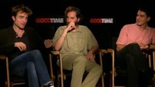 Good Time Interview With Robert Pattinson Joshua Safdie Ben Safdie