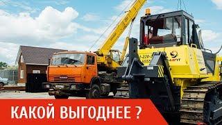 Обзор способов доставки бульдозера Б10 М от ЧЗПТ