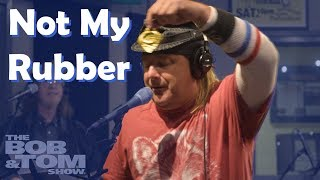 Not My Rubber - Donnie Baker and the Pork Pistols (Michael Jackson Parody)