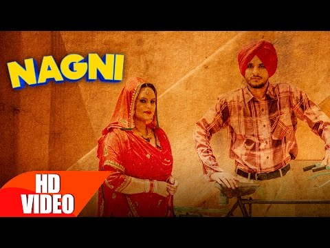 Nagni (Full Video) | Vadda Grewal & Deepak Dhillon | Latest Punjabi Song 2016 | Speed Records