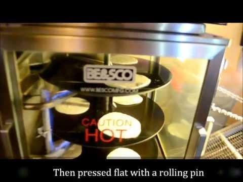 Amazing Automatic Tortilla Making Machine