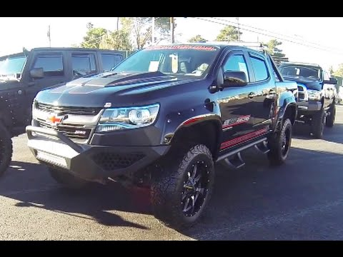 Chevy Colorado Ducks Unlimited Z92 package