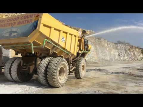 Blasting Practice @ Cement Mines