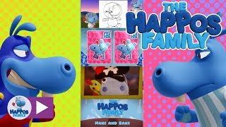Channel Trailer I Cartoons for kids I The Happos Family
