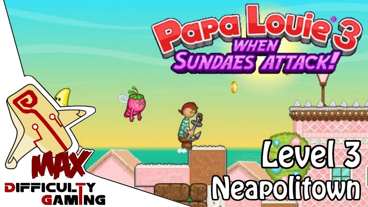 papa louie 9