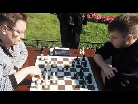 GM Sakaev - GM Goganov