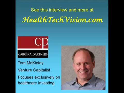 Interview with Tom McKinley Venture Capitalist at Cardnal Partners