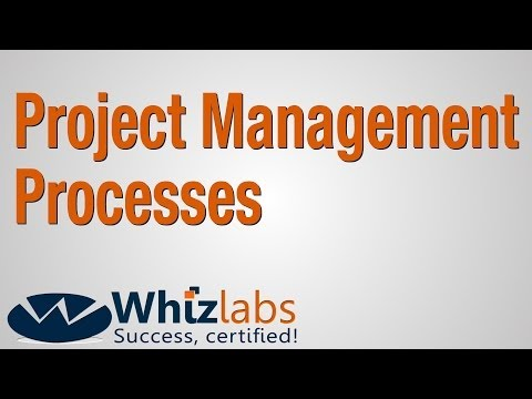 Project Management Processes (PMP Certification)