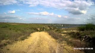 Покатушки по Молдове Дубоссары / Moldova (часть 3)