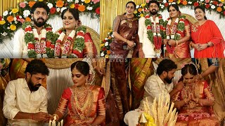 Harini Chandana Marriage | Harini Chandana Wedding Video | Super Jodi Fame Harini Wedding