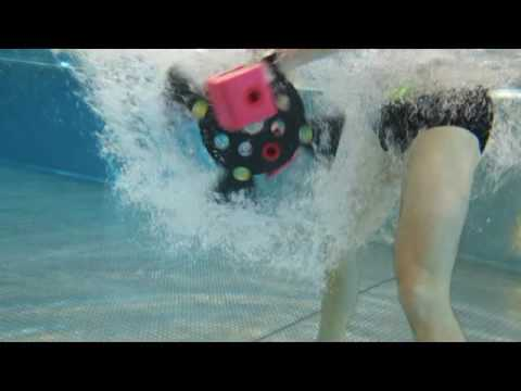 cardi'eau accessoires aquatic fitness tour movie
