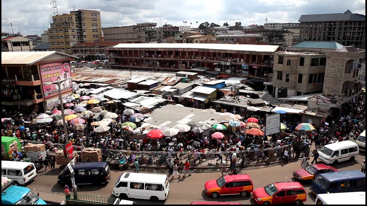 Kejetia, The Largest Open Air Market In West Africa