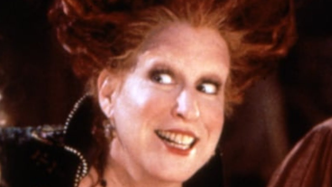 Why The World Never Got To See Hocus Pocus 2